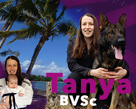 Tanya - First Vets Veterinarian