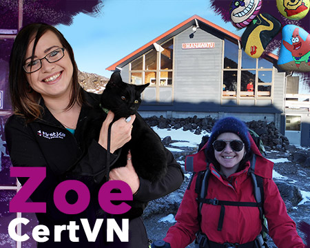 Zoe - First Vets Veterinarian Nurse
